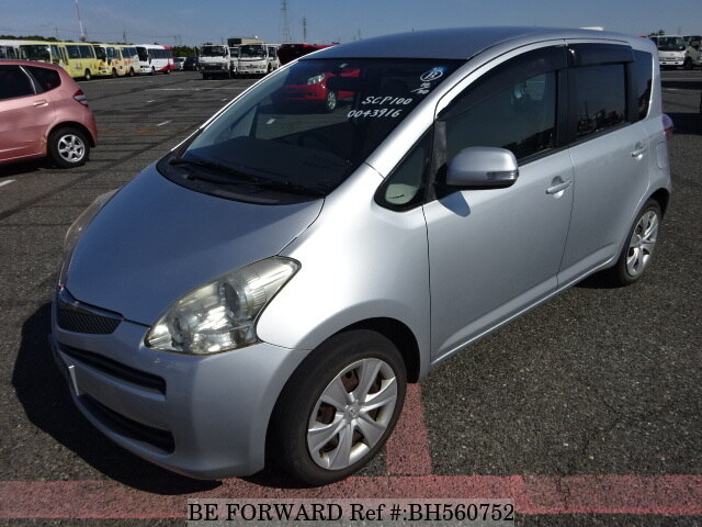 Used 2007 TOYOTA RACTIS BH560752 for Sale