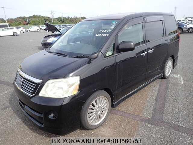 Used 2007 TOYOTA NOAH BH560753 for Sale
