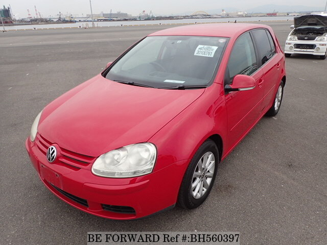Used 2008 VOLKSWAGEN GOLF BH560397 for Sale