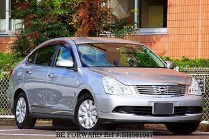 Used 2008 NISSAN BLUEBIRD SYLPHY BH561047 for Sale