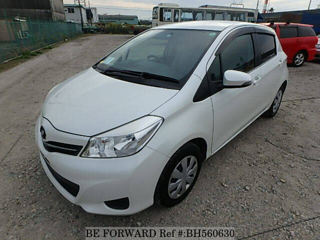 Used 2012 TOYOTA VITZ BH560630 for Sale