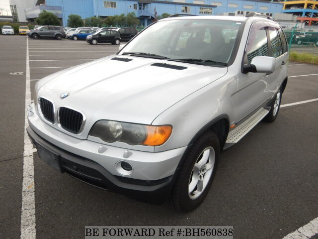 Used 2001 BMW X5 BH560838 for Sale