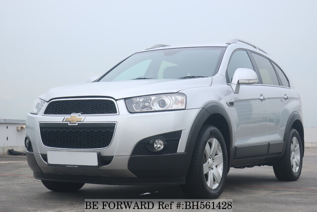 Used 2011 CHEVROLET CAPTIVA BH561428 for Sale