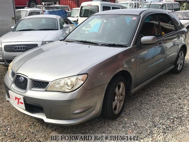 Used 2006 SUBARU IMPREZA SPORTSWAGON BH561442 for Sale