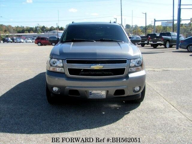 Used 2007 Chevrolet Avalanche Ltz For Sale Bh562051 Be Forward