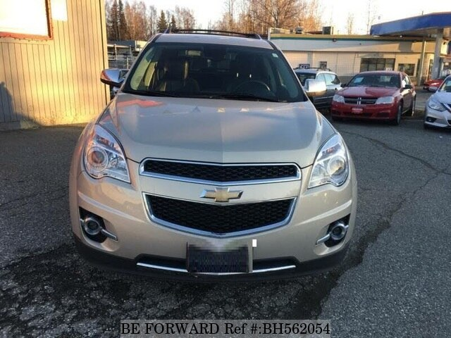 Used 2012 Chevrolet Equinox Ltz For Sale Bh562054 Be Forward