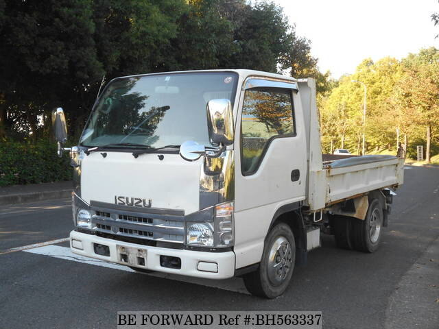 Used 2008 ISUZU ELF TRUCK BH563337 for Sale