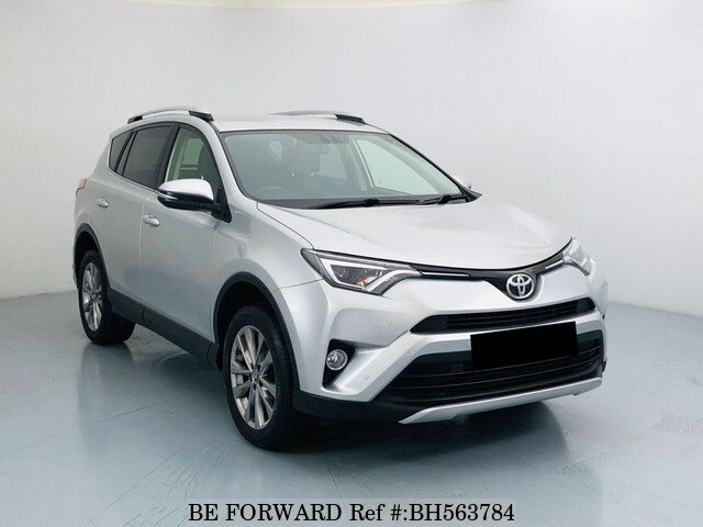 Used 2016 TOYOTA RAV4 BH563784 for Sale