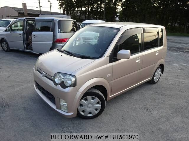 Used 2005 DAIHATSU MOVE BH563970 for Sale