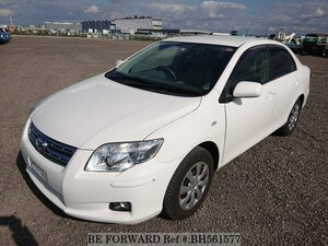Used 2008 TOYOTA COROLLA AXIO BH561577 for Sale