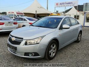 Used 2009 CHEVROLET LACETTI BH564939 for Sale