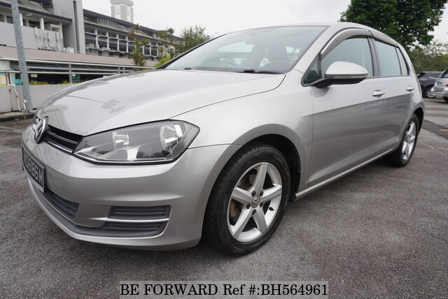 Used 2014 VOLKSWAGEN GOLF BH564961 for Sale