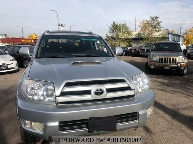 Used 2005 TOYOTA 4RUNNER BH565002 for Sale