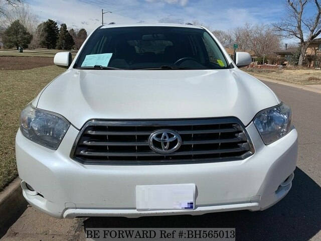 Used 2009 TOYOTA HIGHLANDER BH565013 for Sale