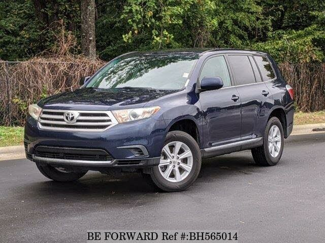 Used 2012 TOYOTA HIGHLANDER BH565014 for Sale