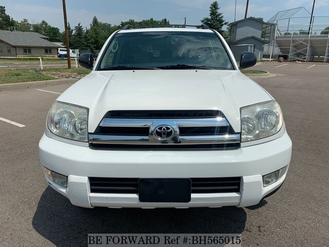 Used 2005 TOYOTA 4RUNNER BH565015 for Sale