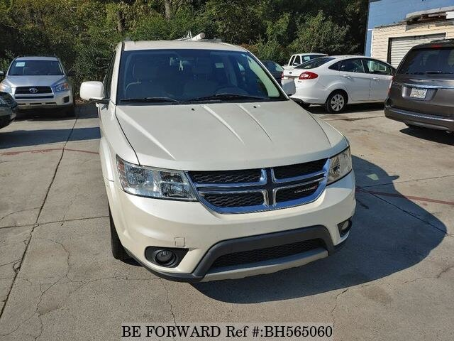 Used 2012 DODGE JOURNEY BH565060 for Sale