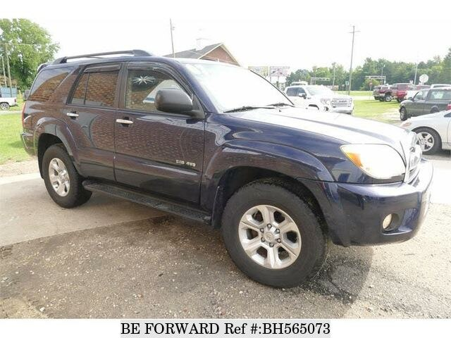 Used 2007 TOYOTA 4RUNNER BH565073 for Sale