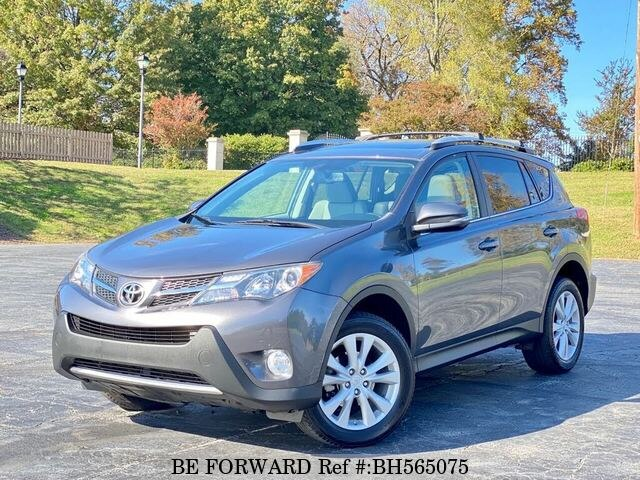 Used 2013 TOYOTA RAV4 BH565075 for Sale