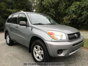 Used 2004 TOYOTA RAV4 BH565077 for Sale