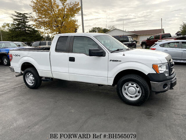 Used 2013 FORD F150 BH565079 for Sale