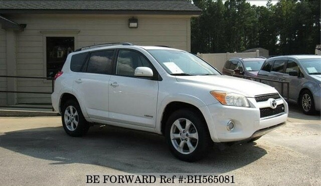 Used 2010 TOYOTA RAV4 BH565081 for Sale