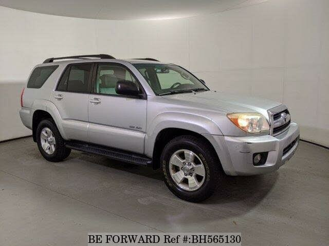 Used 2007 TOYOTA 4RUNNER BH565130 for Sale