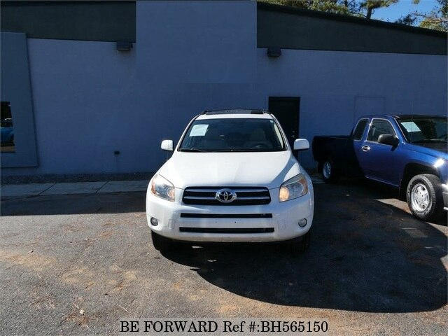 Used 2008 TOYOTA RAV4 BH565150 for Sale