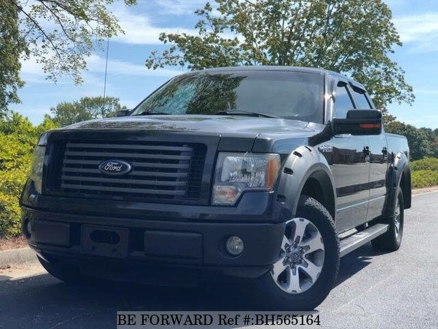 Used 2010 FORD F150 BH565164 for Sale