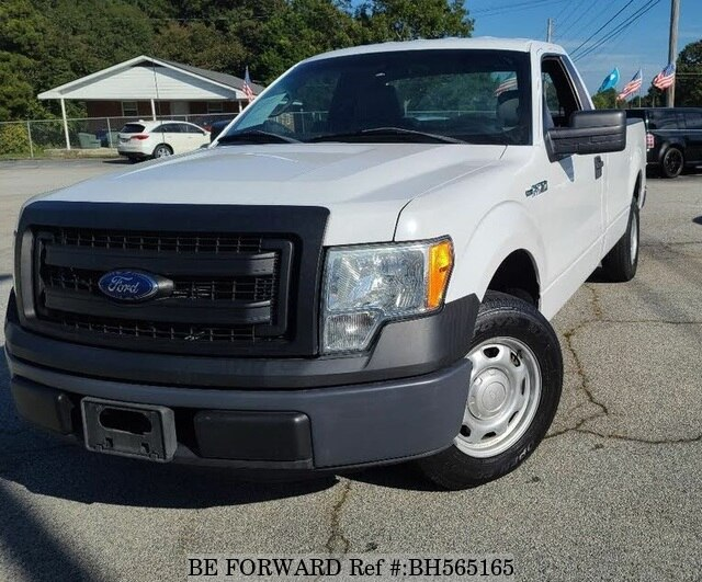 Used 2014 FORD F150 BH565165 for Sale