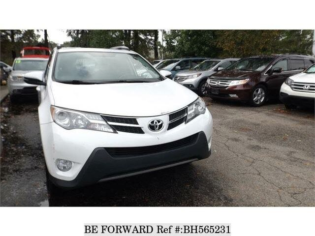 Used 2013 TOYOTA RAV4 BH565231 for Sale