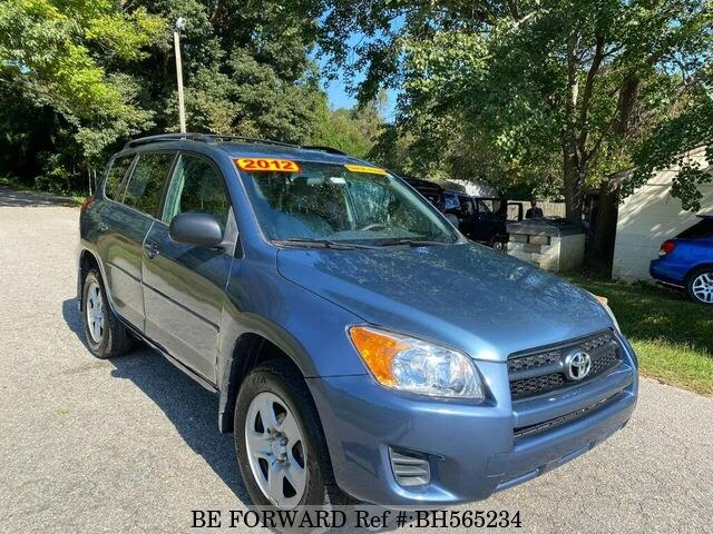 Used 2012 TOYOTA RAV4 BH565234 for Sale