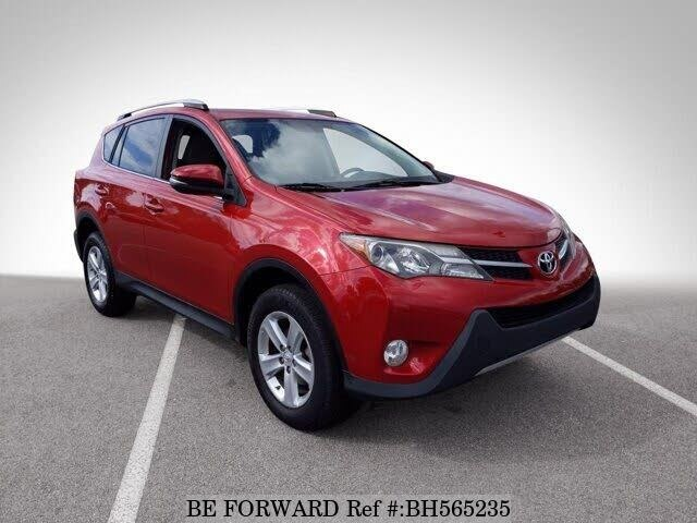 Used 2013 TOYOTA RAV4 BH565235 for Sale