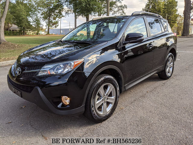 Used 2015 TOYOTA RAV4 BH565236 for Sale