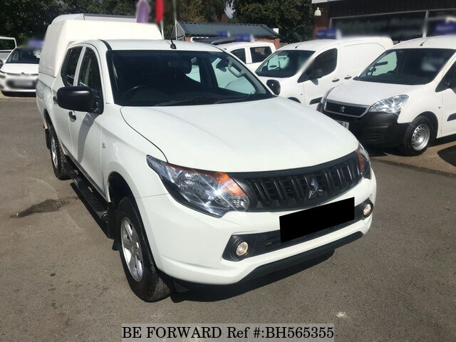 Used 2016 MITSUBISHI L200 BH565355 for Sale