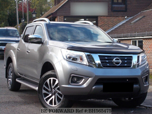 Used 2017 NISSAN NAVARA BH565475 for Sale
