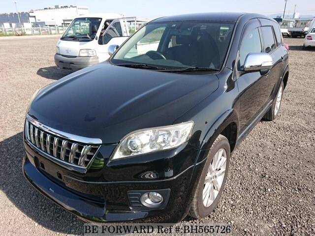 Used 2011 TOYOTA VANGUARD BH565726 for Sale
