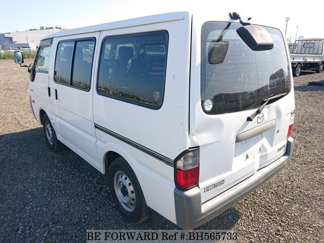 Used 2009 MAZDA BONGO VAN DX/ADF-SKF2V for Sale BH565733 ...