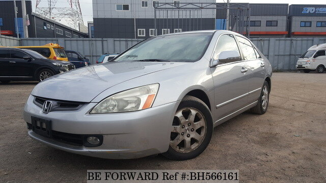 Used 2004 HONDA ACCORD BH566161 for Sale