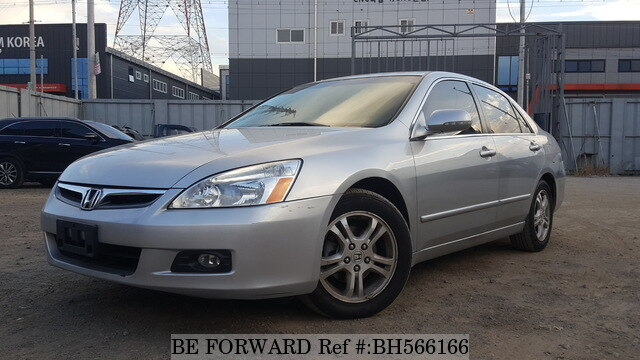 Used 2006 HONDA ACCORD BH566166 for Sale