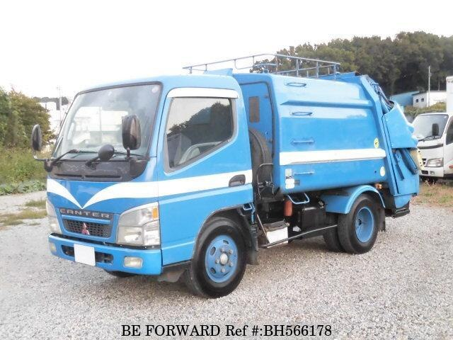 Used 2003 MITSUBISHI CANTER BH566178 for Sale