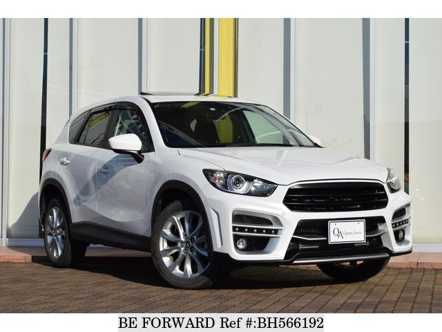 Used 2014 MAZDA CX-5 BH566192 for Sale