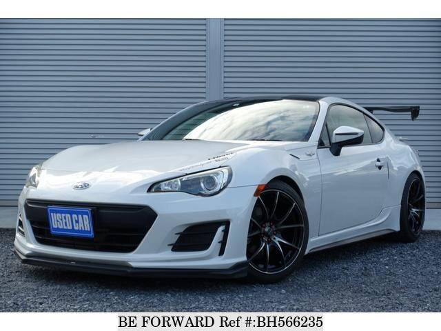 Used 2012 TOYOTA 86 BH566235 for Sale