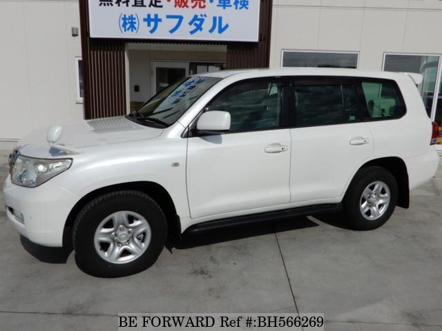 Used 2008 TOYOTA LAND CRUISER BH566269 for Sale