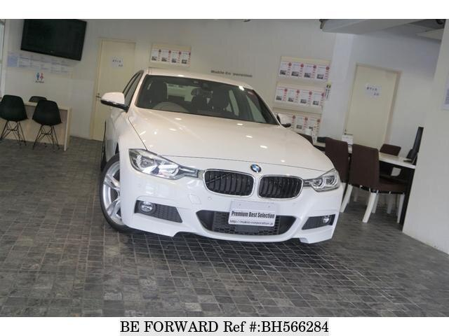 Used 2018 BMW 3 SERIES BH566284 for Sale