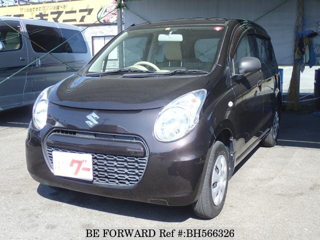Used 2014 SUZUKI ALTO BH566326 for Sale