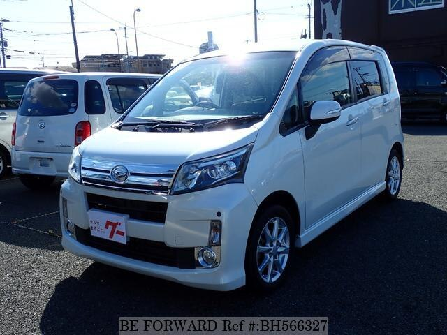 Used 2013 DAIHATSU MOVE BH566327 for Sale