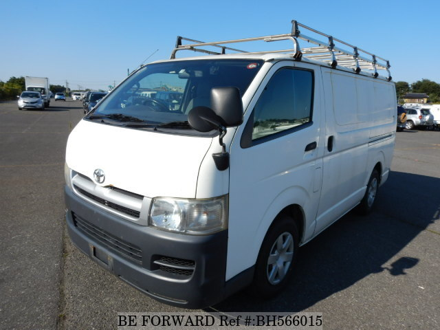 Used 2006 TOYOTA HIACE VAN BH566015 for Sale
