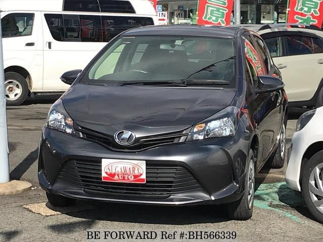 Used 2015 TOYOTA VITZ BH566339 for Sale