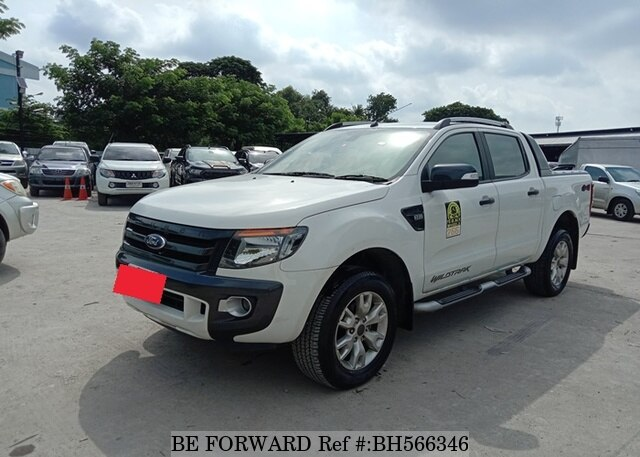 Used 2015 FORD RANGER BH566346 for Sale